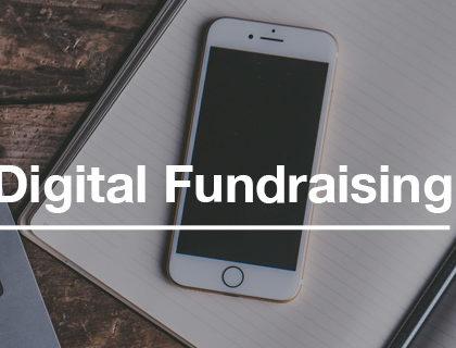 Digital Fundraising for charities